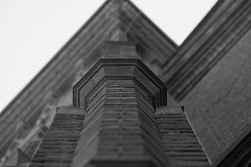 Oude Kerk von Jacco van der Veen