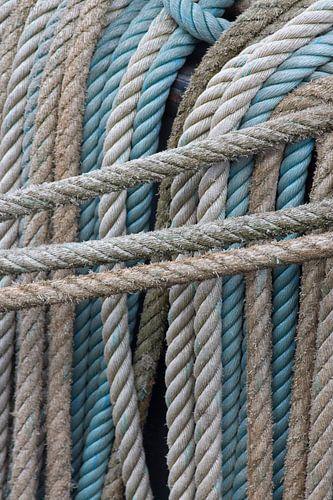 Ontelbaar veel touwen van