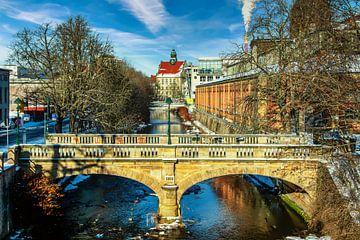 Chemnitz Bierbrücke von Johnny Flash