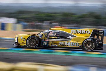 Jumbo Racing Team Nederland - 24 uur van Le Mans van Richard Kortland