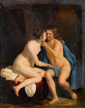 Amoureux, Jacob van Loo sur