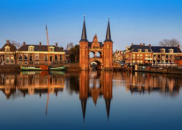 Wassertor Sneek, Niederlande [2] von Adelheid Smitt
