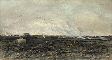 Oktober, Charles-François Daubigny van