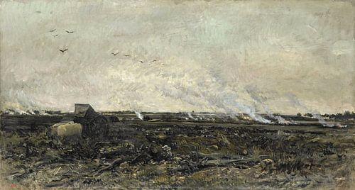 Oktober, Charles-François Daubigny
