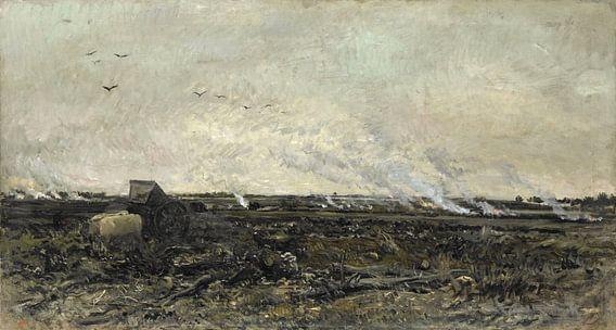 Oktober, Charles-François Daubigny van Meesterlijcke Meesters
