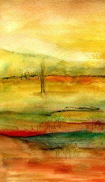 Sonnenland von Claudia Gründler