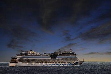 Aida cruiseschip van Tejo Coen