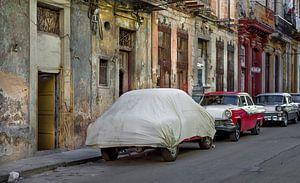 Cuba, Havana. Classic Cars