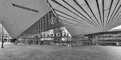 Rotterdam CS von Rob van der Teen