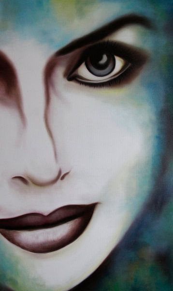 Livia portret  van anja verbruggen