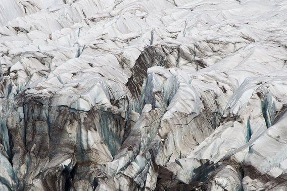 Blauw ijs van Thijs Schouten
