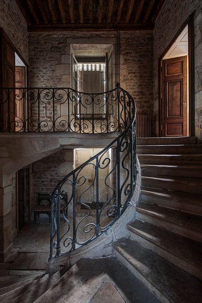 Beautiful stairs van Anya Lobers