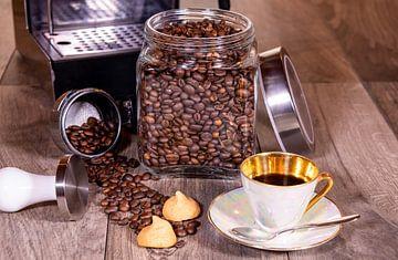 Espresso und Cookies von Peter Baier