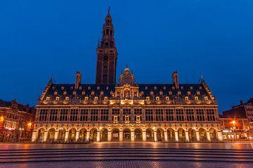 Universiteitsbibliotheek Ladeuzeplein Leuven van