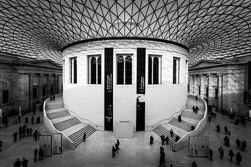 Britisches Museum von Remco Donners