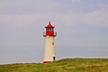 Leuchtturm auf Sylt von Pfotowelt