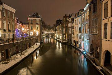 Het fantastisch Utrecht in de nacht van Martin Ligtvoet