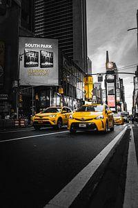 CABINES VAN NEW YORK van Matthias Stange