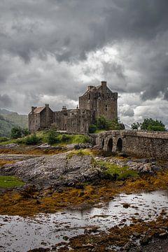 Eilean Donan Castle van Frans Nijland