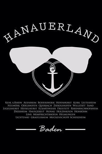 Hanauerland, Kappenschlupf, Anker, Herz