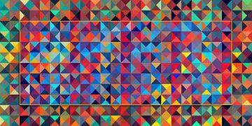 Triangle -03 von Marion Tenbergen