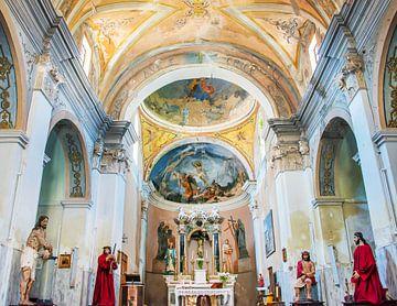 Kerk interieur sur Harrie Muis