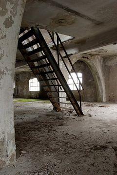 trap van Aart Jan van Mossel