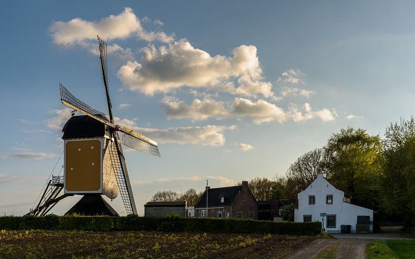 Sint Hubertus Mill (2017) van Ronald Smeets Photography