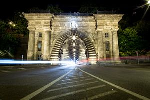 Budapest by Night van
