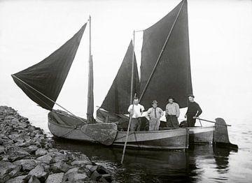 Bateaux de pêche2 sur Liesbeth Govers voor omdewest.com