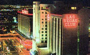 Nighttime in Sin City