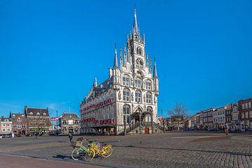 Oude Stadhuis Gouda van Rinus Lasschuyt Fotografie