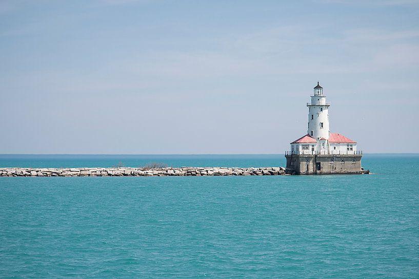 Chicago lighthouse van VanEis Fotografie