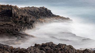 Vulkanische kust van Gran Canaria van de Roos Fotografie
