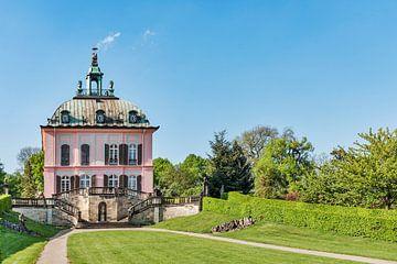 Le petit château de faisans à Moritzburg, Allemagne sur Gunter Kirsch
