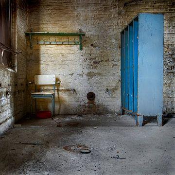 De toiletstoel uit 1900 van Arthur van Orden