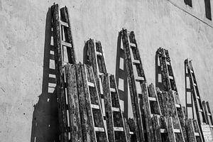 Ladders - Stairway to heaven van