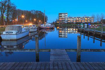 Haven Leek Groningen Netherlands van R Smallenbroek