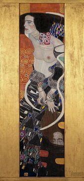Judith II Salomè, Gustav Klimt sur