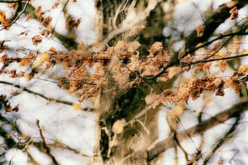 Vintage Herfst  van Irene Lommers