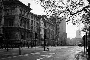 London street van