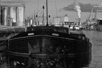 Hafen von Amsterdam von scheepskijkerhavenfotografie