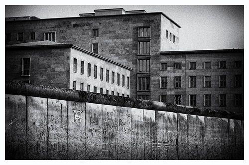 The wall (berlijn) von Jaco Verheul