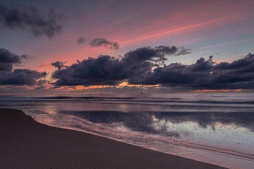 Als de zee, lucht en land samensmelten van Wim Aerdts