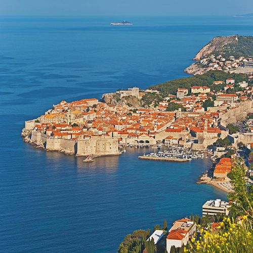 Dubrovnik, Kroatien  von