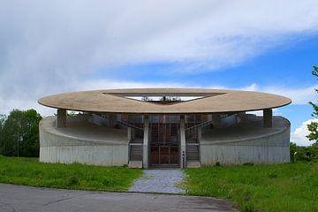 das musikgebaude Am Museuminsel Hombroich von tiny brok