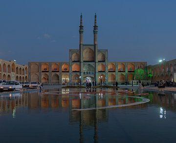Iran: Amir Chakhmaq Complex (Yazd) van Maarten Verhees