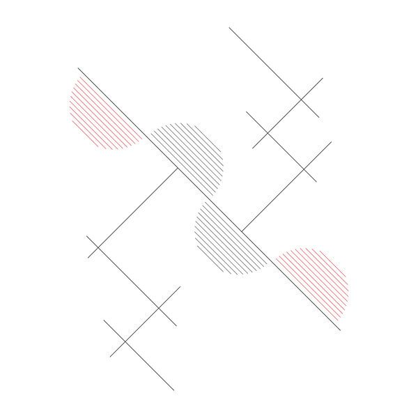 Abstrakt, Geometrische Zusammensetzung von MDRN HOME