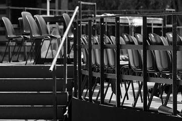 Die Treppe von Dominique Stevens