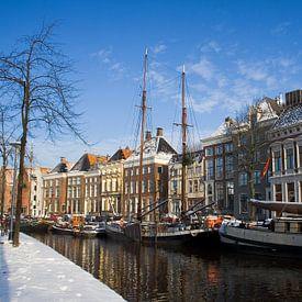 Binnenstad Groningen - Hoge der A  van Sandra de Heij